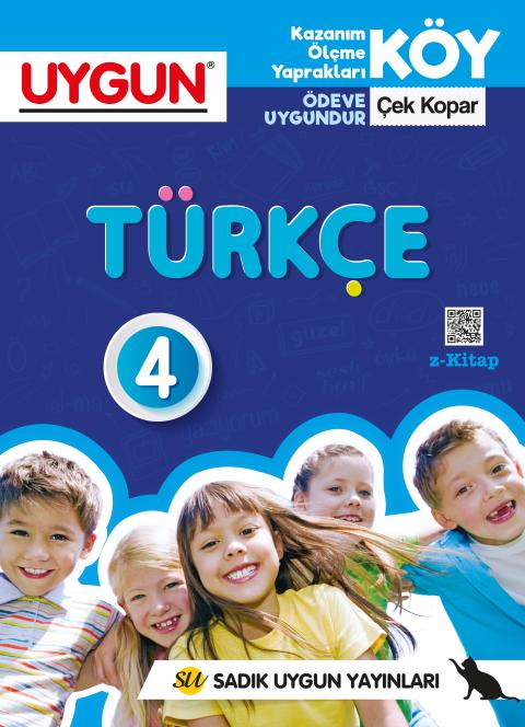 4. Sınıf KÖY Türkçe - Sadık Uygun