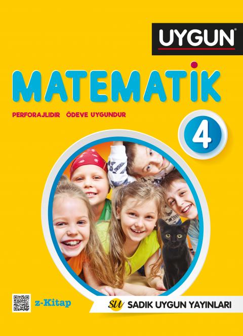 4. Sınıf Matematik - Sadık Uygun