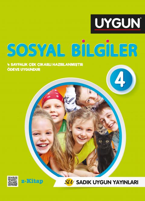 4. Sınıf Sosyal Bilgiler - Sadık Uygun