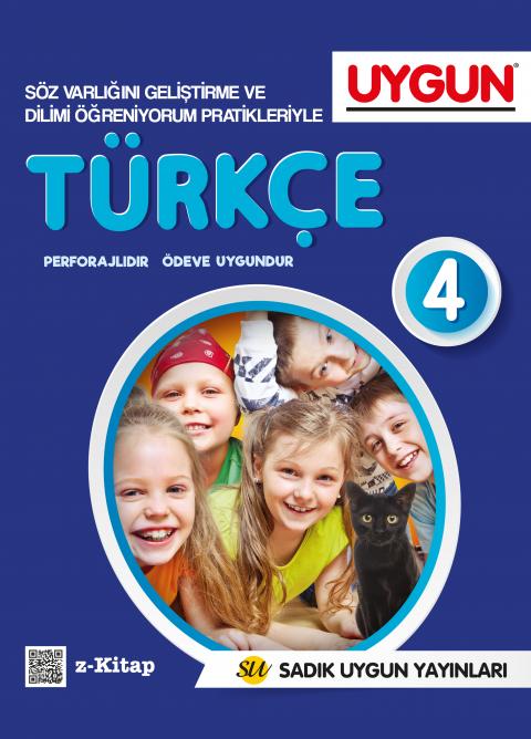 4. Sınıf Türkçe - Sadık Uygun