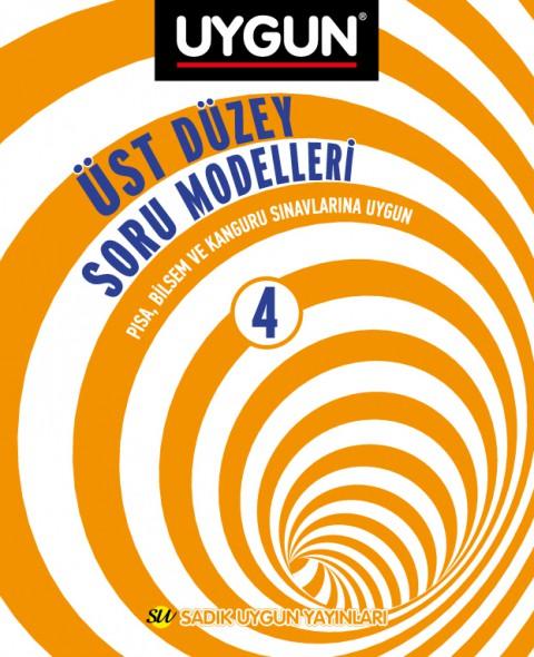 4. Sınıf Üst Düzey Soru Modelleri - Sadık Uygun