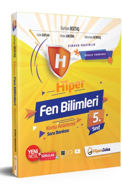 5. Sınıf Hiper Fen Bilimleri Konu Anlatımlı & Soru Bankası - Hiper Zeka