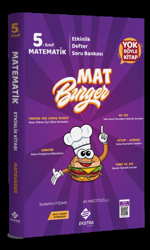 5. Sınıf Matburger Matematik Soru Bankası - Başka