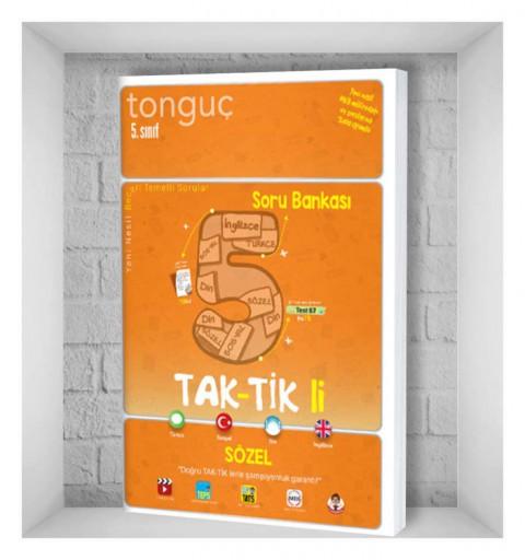 5. Sınıf Taktikli Sözel Soru Bankası - Tonguç