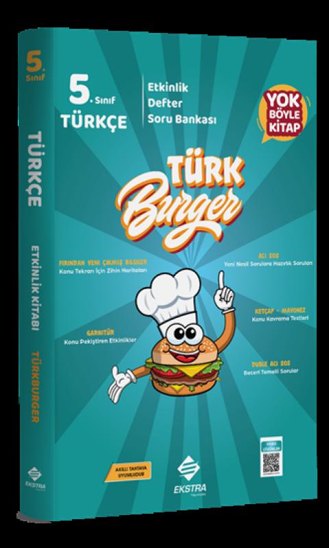 5. Sınıf Türkburger Türkçe Soru Bankası - Başka
