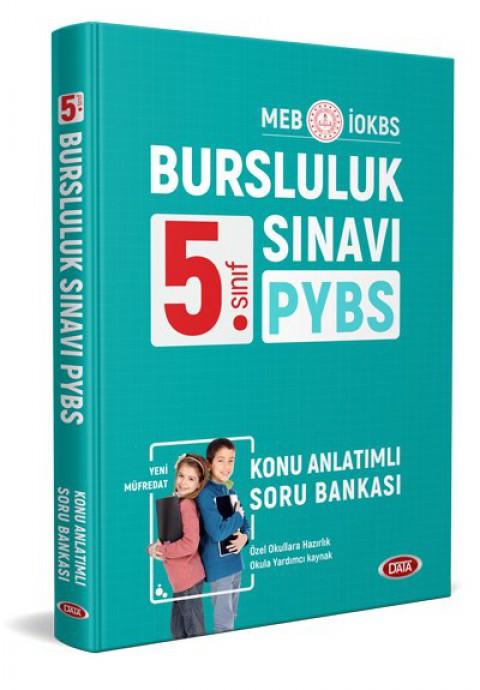 5.Sınıf Bursluluk Sınavı Hazırlık Kitabı (İokbs-Pybs) Yeni - Data
