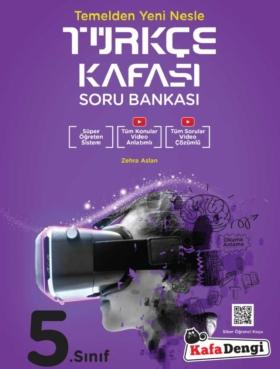 5.Sınıf Türkçe Kafası Soru Bankası  - Kafadengi