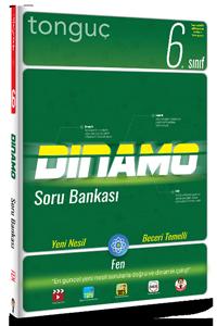6. Sınıf Dinamo Fen Bilimleri Soru Bankası - Tonguç