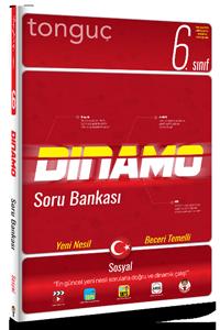 6. Sınıf Dinamo Sosyal Bilgiler Soru Bankası - Tonguç