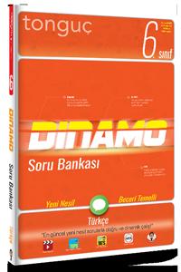 6. Sınıf Dinamo Türkçe Soru Bankası - Tonguç