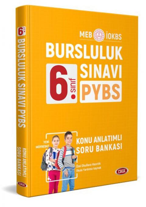 6.Sınıf Bursluluk Sınavı Hazırlık Kitabı (İokbs-Pybs) Yeni - Data