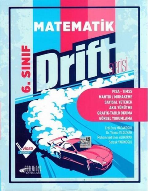 6.Sınıf Drift Matematik Soru Bankası - Son Viraj