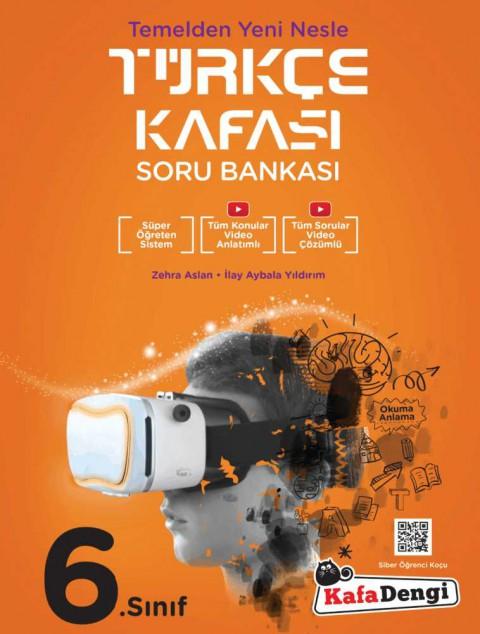 6.Sınıf Türkçe Kafası Soru Bankası  - Kafadengi