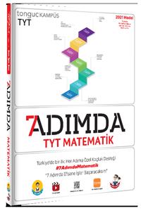 7 Adımda TYT Matematik Soru Bankası - Tonguç