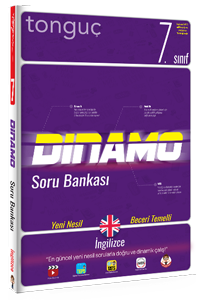 7. Sınıf Dinamo İngilizce Soru Bankası - Tonguç