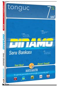 7. Sınıf Dinamo Matematik Soru Bankası - Tonguç