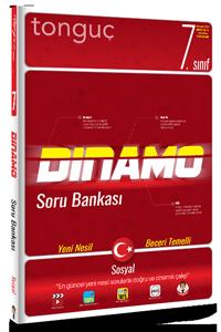 7. Sınıf Dinamo Sosyal Bilgiler Soru Bankası - Tonguç