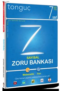 7. Sınıf Sayısal Zoru Bankası - Tonguç
