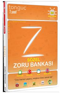7. Sınıf Sözel Zoru Bankası - Tonguç