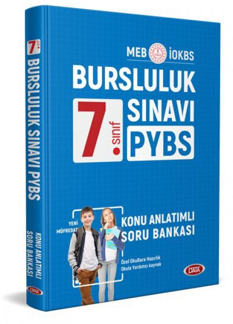 7.Sınıf Bursluluk Sınavı Hazırlık Kitabı (İokbs-Pybs) - Data