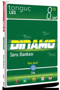 8. Sınıf Dinamo Fen Bilimleri Soru Bankası - Tonguç