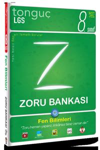 8. Sınıf Fen Bilimleri Zoru Bankası - Tonguç