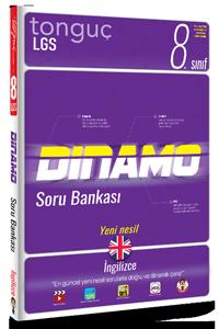 8. Sınıf İngilizce Dinamo Soru Bankası - Tonguç