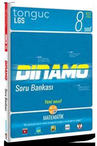 8. Sınıf Matematik Dinamo Soru Bankası - Tonguç