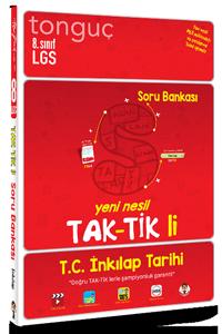 8. Sınıf T.C. İnkılap Tarihi ve Atatürkçülük Taktikli Soru Bankası - Tonguç