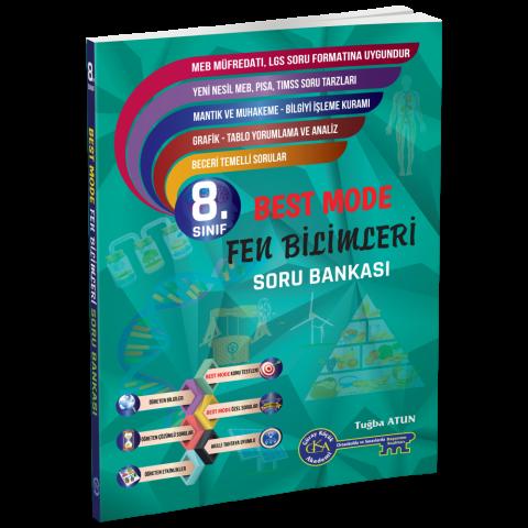 8.Sınıf Best Mode Fen Bilimleri Soru Bankası - Gür