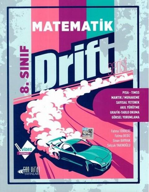 8.Sınıf Drift Matematik Soru Bankası - Son Viraj