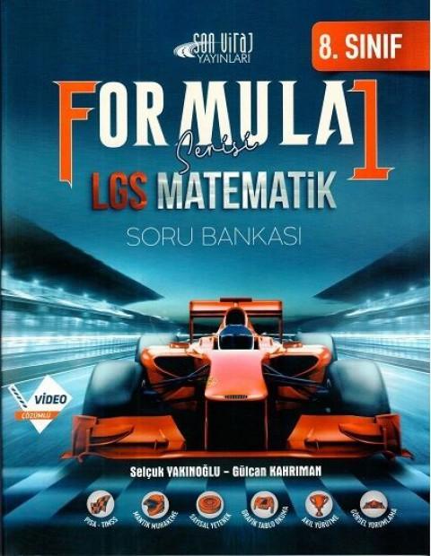 8.Sınıf Formula Matematik Soru Bankası - Son Viraj