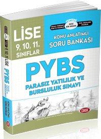 9-10-11 PYBS Parasız Yatılı Ve Bursluluk Sınavı Konu Anlatımlı S.B - Data
