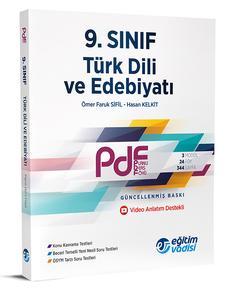 9. Sınıf PDF Türk Dili ve Edebiyatı - Eğitim Vadisi