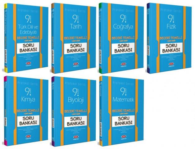 9. Sınıf Protokol Soru Bankası 7'li Set - Data Yayınları
