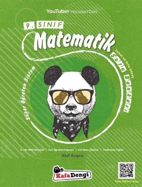 9.Sınıf Süper Öğreten Matematik Soru Bankası  - Kafadengi