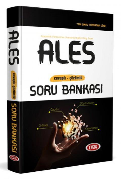 ALES Soru Bankası Cevaplı - Çözümlü - Data
