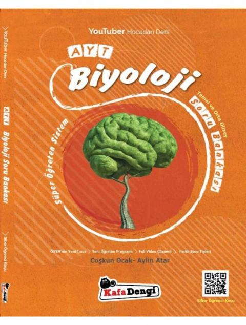 AYT Biyoloji Soru Bankası  - Süper Öğreten - Kafadengi