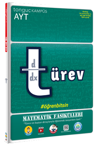 AYT Matematik Fasikülleri - Türev - Tonguç