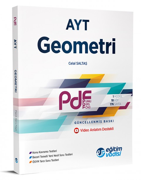 AYT PDF Geometri - Eğitim Vadisi