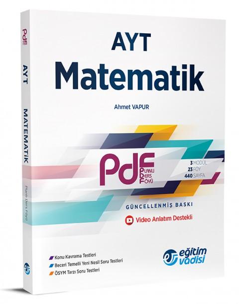 AYT PDF Matematik - Eğitim Vadisi