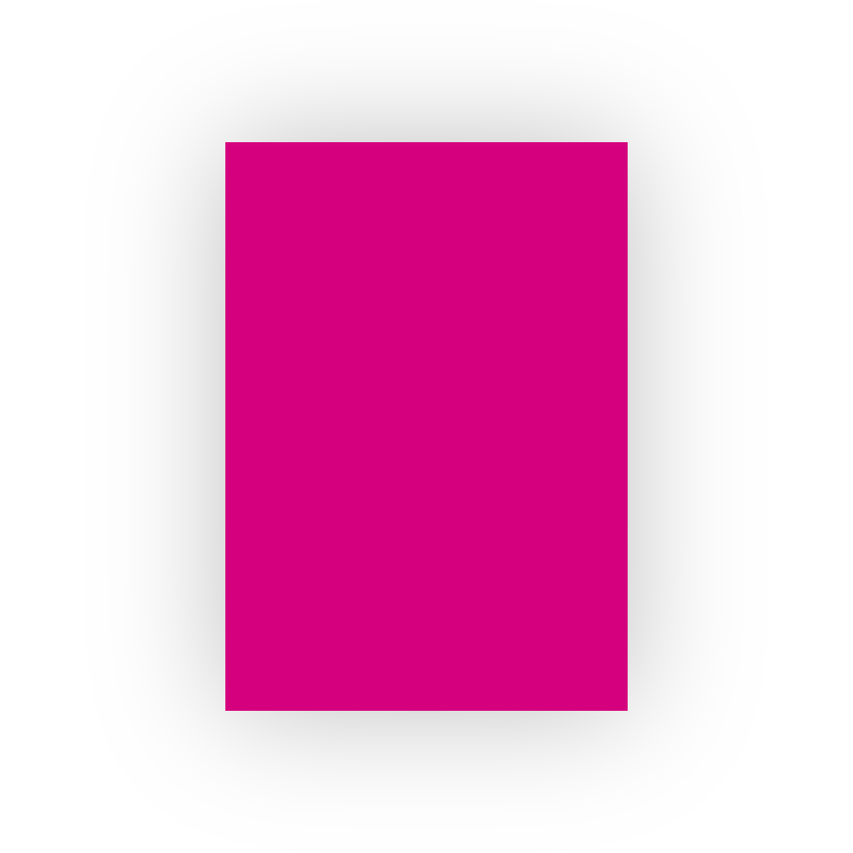 Adel 50x70 100lü Pembe Fon Kartonu (100'lü paket)