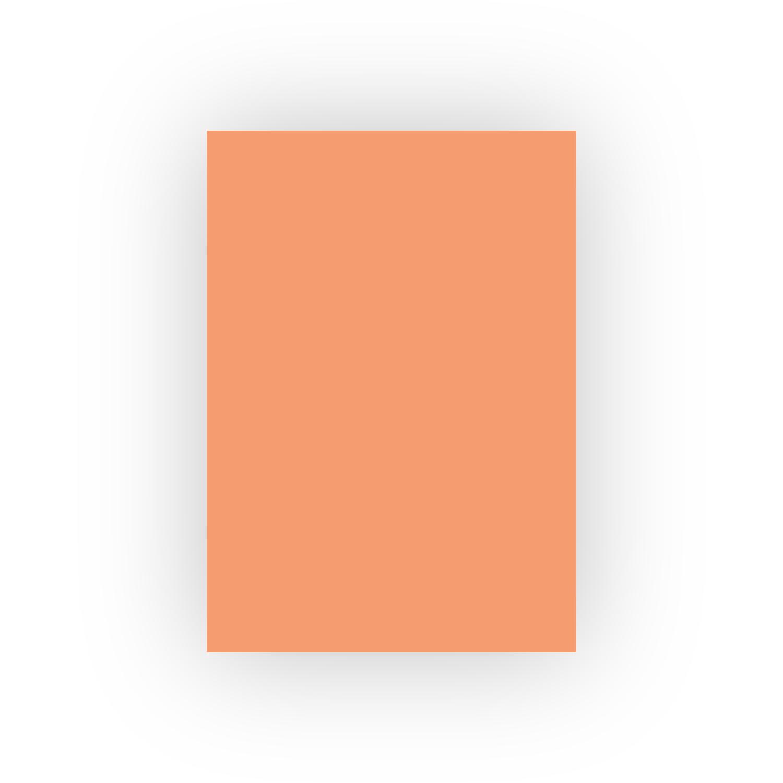Adel 50x70 100lü Somon Rengi Fon Kartonu (100lü paket)