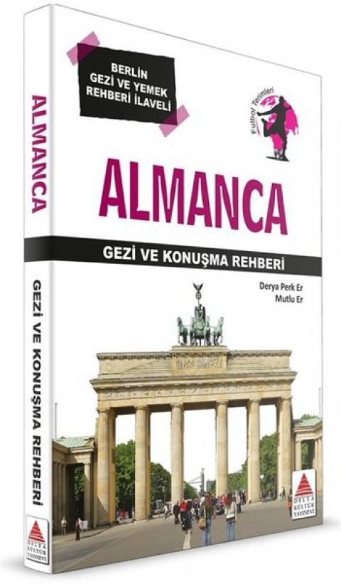 Almanca Gezi ve Konuşma Rehberi - Delta
