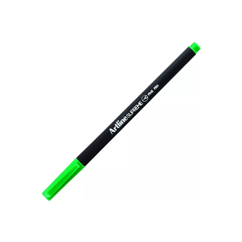 Artline Supreme Fine 12 Li Yeşil Fine Kalem