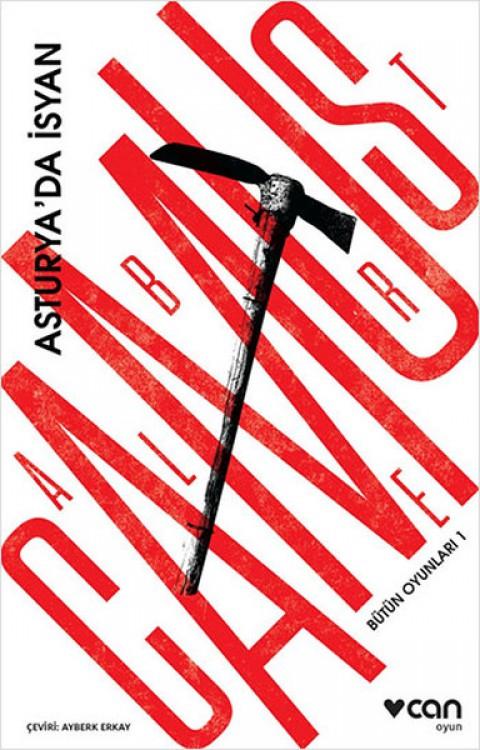 Asturya'da İsyan Bütün Oyunları 1 - Albert Camus