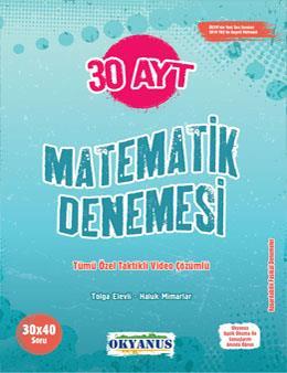 Ayt 30 Matematik Denemesi - Okyanus