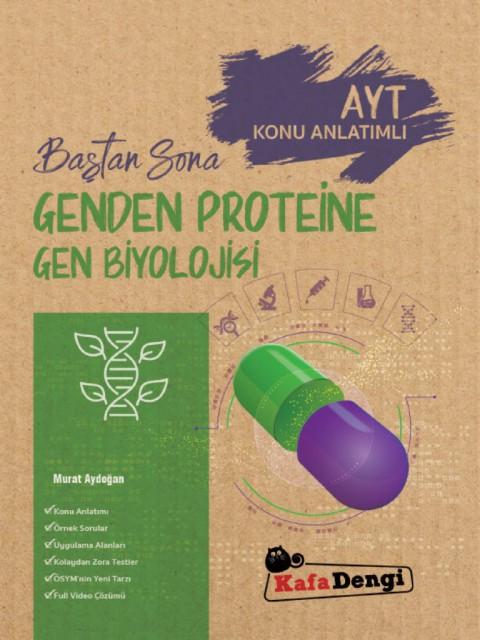 Baştan Sona Gen Biyoloji   - Kafadengi