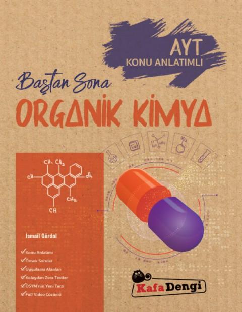 Baştan Sona Organik Kimya  - Kafadengi