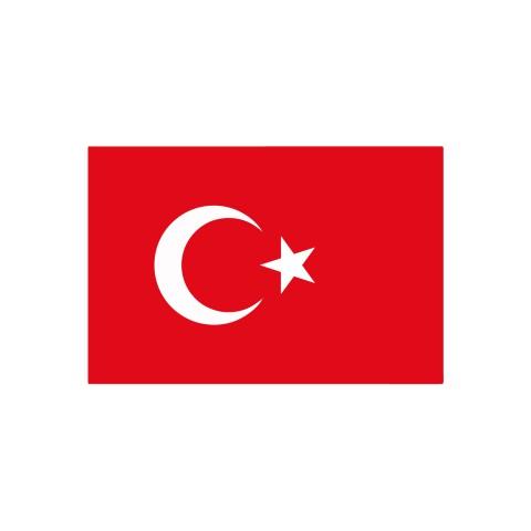 Buket 30x45 (alpaka) Türk Bayrağı